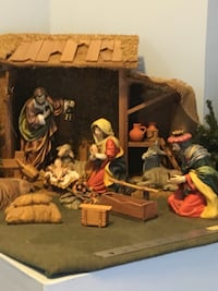 Nativity Set  Columbia, 29223