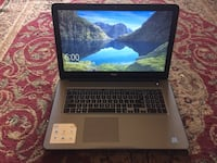 "Dell Inspiron 17. 17"" HD display. HD webcam/ dual microphone. Intel core i5 7th gen processor. Price reduced for quick sale . Albuquerque, 87108"