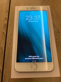 iPhone 8Plus Silver 64Gb Güngören, 34160