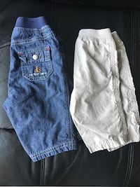 Baby Gap and Mexx Pants 3-6months Surrey, V3T 0E6
