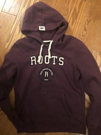 YOUTH ROOTS KANGA HOODIE SIZE SMALL North Dumfries, N0B