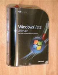 Microsoft Windows Vista Ultimate Detroit, 48214