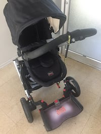 britax stroller with lascal buggyboard Guelph, N1E 1B8