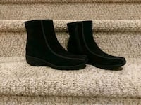 New 8 Leather Clark's Ankle Boot Women's  46 km