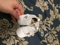 Joe Fresh newborn shoes (new) London, N5Y 4K5