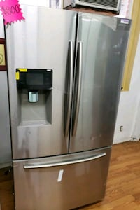 NEW ! SAMSUNG FRENCH DOOR REFRIGERATOR  Long Beach, 90840
