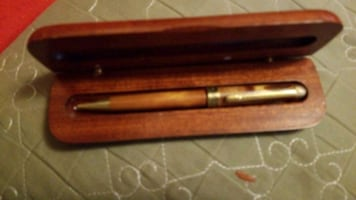 Cross Pen and case