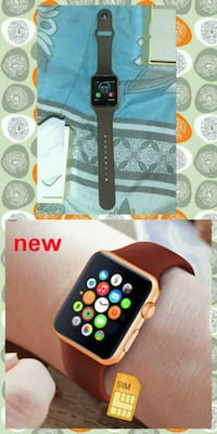 New Android smartwatch. Works with all iPhones Jacksonville, 32210