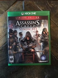 Xbox One Games Assassins Creed Syndicate Springfield, 22153