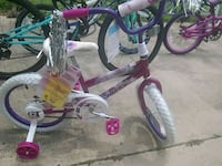 "New Seastar  Huffy 16"" girls bike  Hidalgo, 78557"