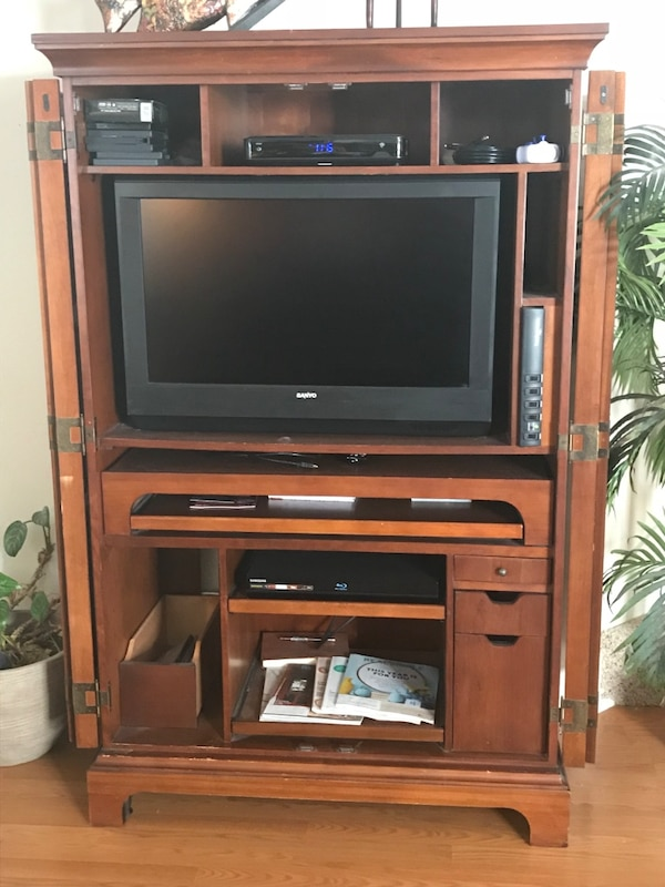 TV/computer Armoire for sale