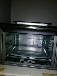 black and gray Black & Decker toaster oven Hanover, 17331