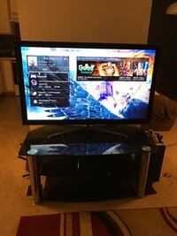 50in 3D tv with glasses and stand Eugene, 97408