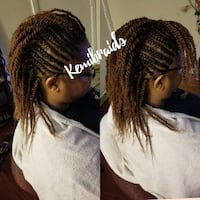 Affordable braids in Houston  Houston, 77074