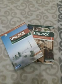 Unlock 2 / Cambridge / reading&writing ve listening&speaking  Havaalanı, 34230