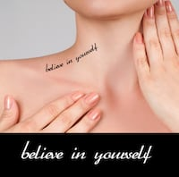 Believe in yourself - Inspirational Quotes Toronto