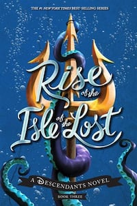 Rise of the Isle of the Lost Descendants Novel - HARDCOVER  Vaughan, L4L 3H3
