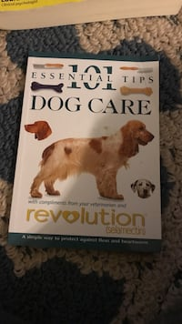 101 essential tips dog care book