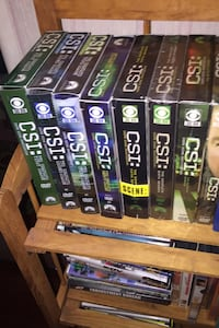 CSI Seasons 1 to 8 Baltimore, 21236