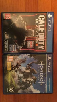 Call of duty y horizon ps4 Lucena, 14900