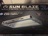 Sun-blaze T-8 lighting