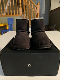 Toddler EMU Boots - 12- 18 Months Never Worn Kitchener, N2E 4E2