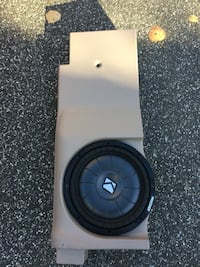 Truck enclosure and sub subwoofer from a 2005 F150 Brookhaven, 11764