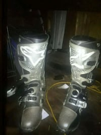 Dirt bike boots size 11 Silver Spring, 20904