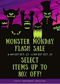 Another Monster Monday Sale Huntington, 25701