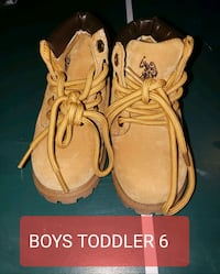 BOYS TODDLER SHOES SIZE 6 Leesburg