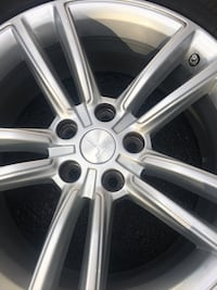 Tesla winter wheels and tires 19 inch