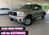 Toyota - Tundra - 2008 $2000 DOWN PAYMENT Houston