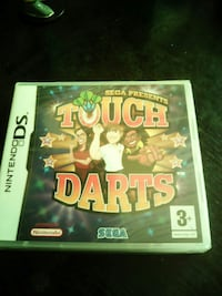 Nintendo DS touch darts