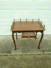 brown wooden table with chair Bedford, 76021