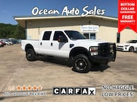 2010 Ford Super Duty F-250 SRW 4WD Crew Cab *2-Owner Clean Carfax*