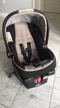 Graco Click Connect Carseat with Base Aurora, L4G 4R5