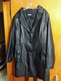 black leather suit jacket Pittsburgh, 15235