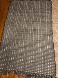 Small Grey-white Accent Rug Chevy Chase, 20815