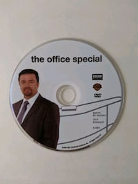 The Office UK Christmas Special DVD