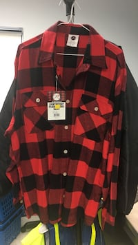 Red flannel plaid Wise, 24293