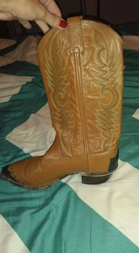 Women leather boots Greenville, 47124