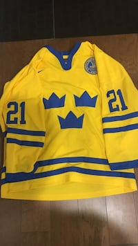 Peter Forsberg Jersey Team Sweden Large Surrey, V4N 3Y6