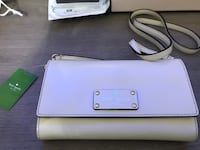 Brand new Cream Kate Spade Crossbody Purse Puslinch, N1H