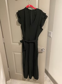 Womens Black jumpsuit Dallas, 75208