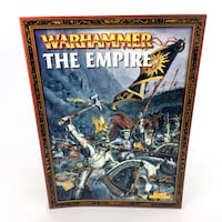 Warhammer 40K The Empire Armies Book 2003 Edition Games Workshop 40,000 Port Colborne