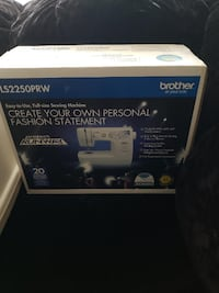 Brother Project Runway Sewing Machine  $100 null
