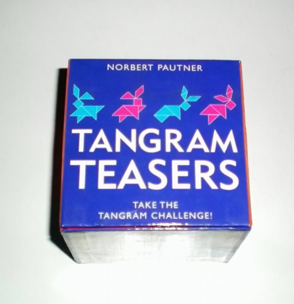 Tangram Teasers Puzzles with Book by Norbert Pautner f363ab64-ac01-4077-8891-39fe5b9bccd1