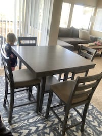Dining Table - 5 piece set