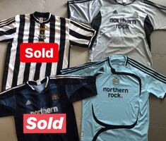Newcastle United Jersey