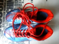 blue-and-red Nike running shoes Chilliwack, V2P 8A8